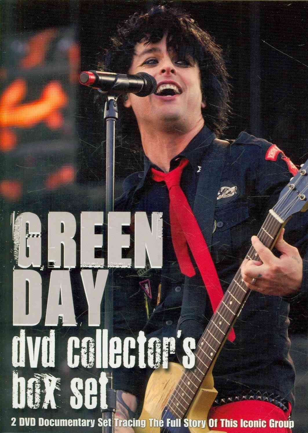 DVD COLLECTOR'S BOX BY GREEN DAY (DVD)