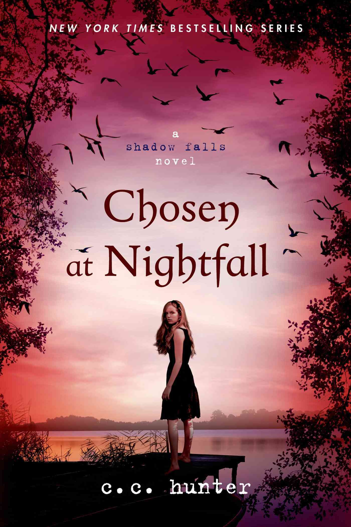 Chosen at Nightfall By Hunter, C. C.